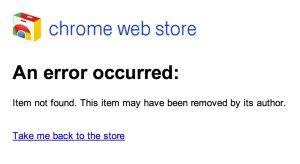 Ook Google's RSS Subscription Browser extensie verdwijnt