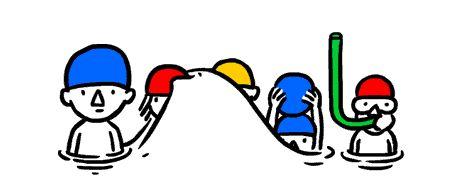 Ook Google viert de eerste dag van de zomer