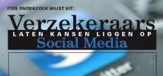 Ook verzekeraars laten kansen liggen op gebied van Social Media