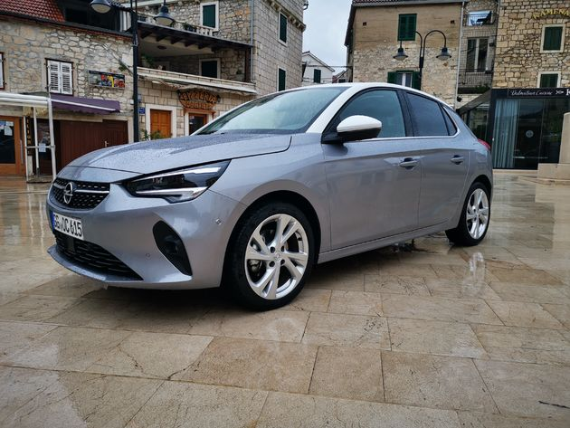 Introductie Corsa Opel