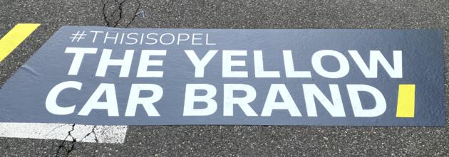Opel_Yellow_Car_Brand