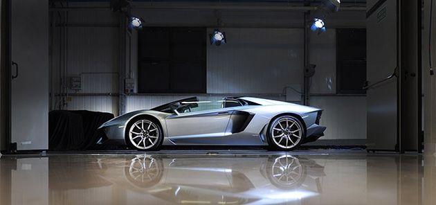 Open Air ervaring: Lamborghini Aventador LP 700-4 Roadster