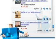 OpenSocial Hyves Gadget voor Bol.com
