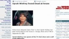 Ophef over Oprah via Digg