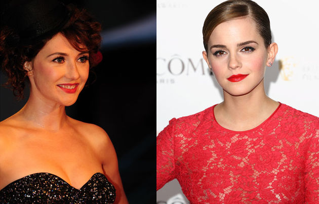 Opletten als je zoekt op 'Carice van Houten' of 'Emma Watson'