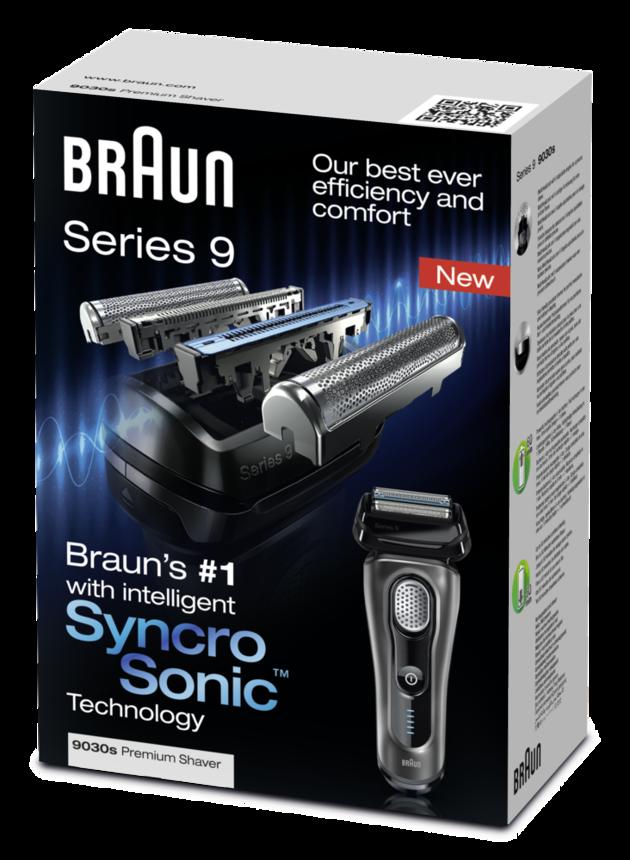 Packshot Braun Series 9 - 9030 S