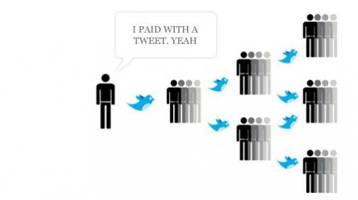 Pay with a Tweet, makkelijker kun je het niet maken