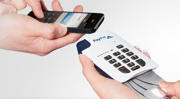 PayPal Here komt naar Europa