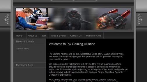 PC Gaming Alliance