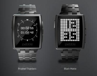 Pebble smartwatch heeft nu eigen Appstore