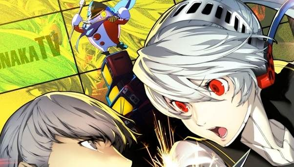 Persona 4 Arena: die andere verplichte fighter van 2013