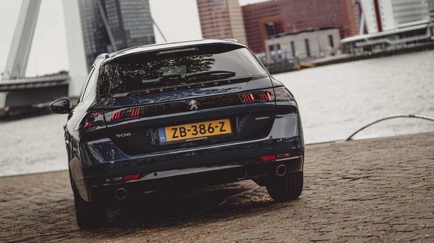 Peugeot_508_SW_Uitlaat