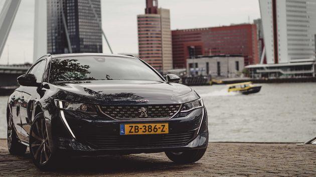 Peugeot_508_SW_vooraanzicht