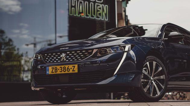Peugeot_508_SW_voorkant