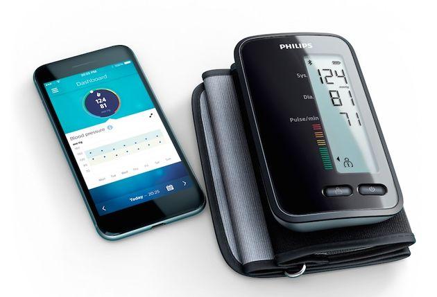 Philips-bloeddrukmeter voor de bovenarm