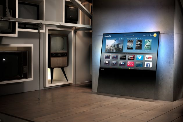 Philips breekt met conventioneel tv-design