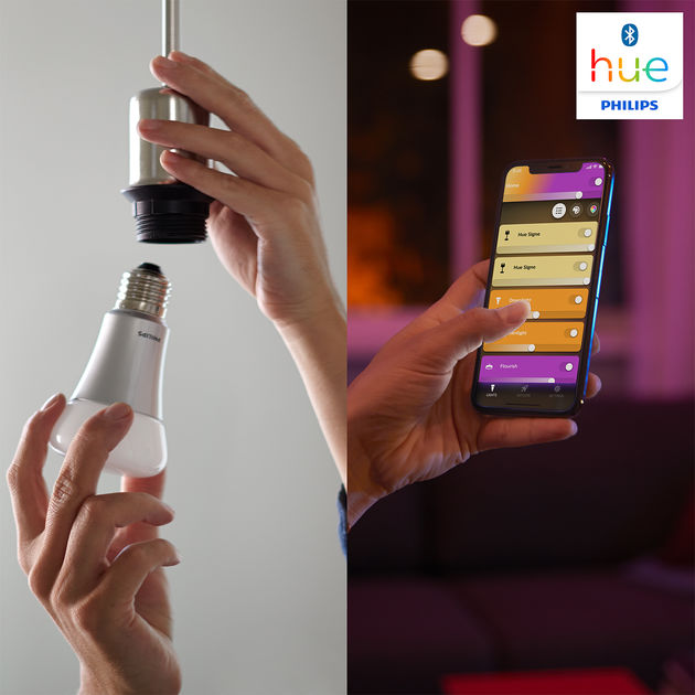 Philips Hue with Bluetooth