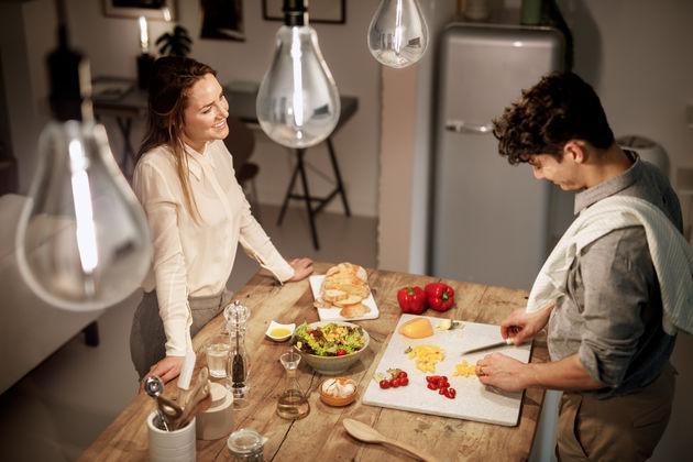 Philips-LED-Deco-Modern-Kitchen