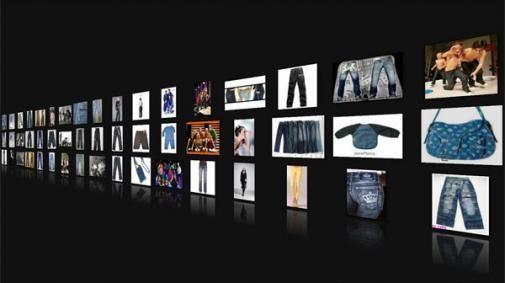 Piclens: bekijk Google afbeeldingen als een muur vol beelden