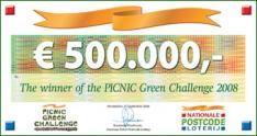 PICNIC08 Green Challenge maakt finalisten bekend
