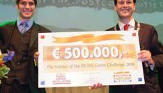 PICNIC09: Green Challenge Finalisten