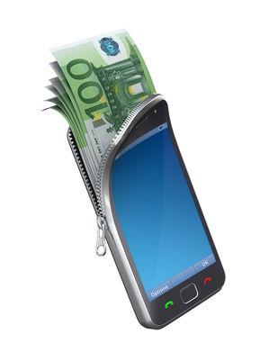 Pinnen met je mobiel