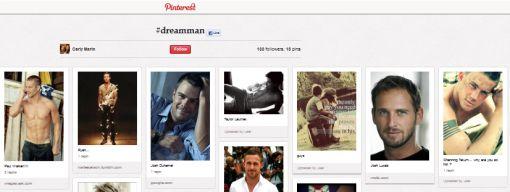 Pinterest Dreamman