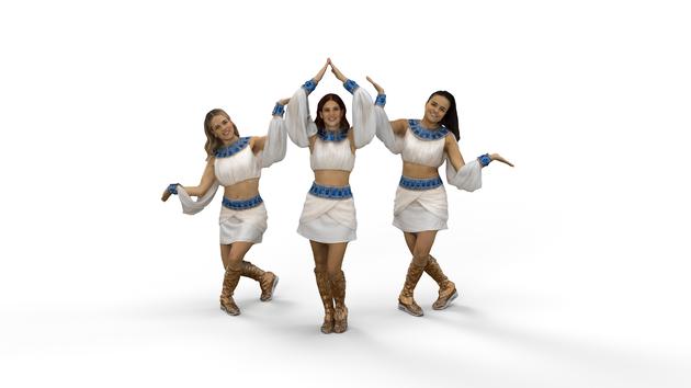 Piramide van liefde K3 dansje