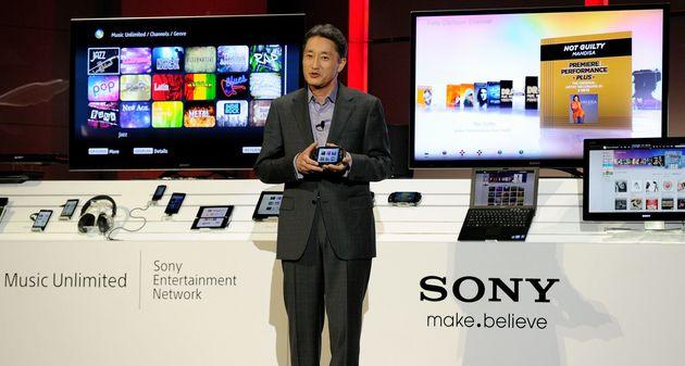 PlayStation 4 in de lift, Sony in een dal