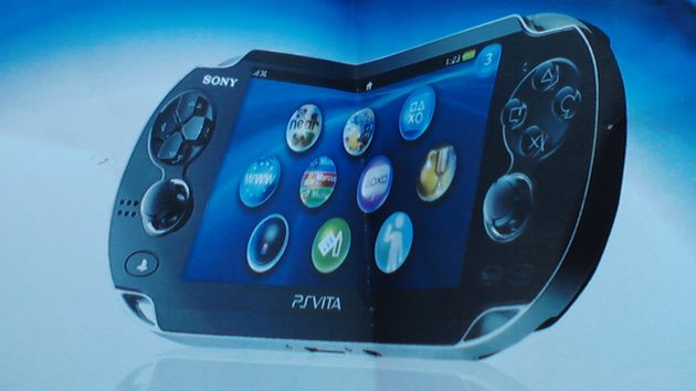 Playstation Vita: eindelijk een naam voor de nieuwe portable ?