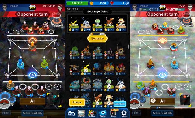 pokemon-duel-schermen