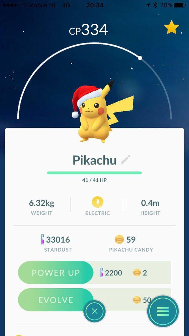 Pokemon Kerst