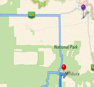 Politie in Australië roept op Apple Maps niet te vertrouwen