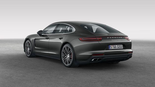 Porsche-panamera4