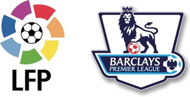Premier League vs. La Liga op social media [Infographic]
