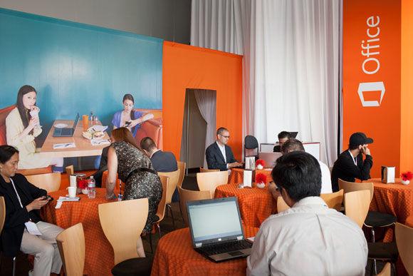 Previewversie Microsoft Office 2013 verkrijgbaar