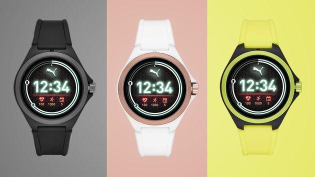 Puma IFA smartwatch