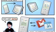 Push ondersteuning Gmail voor iPhone