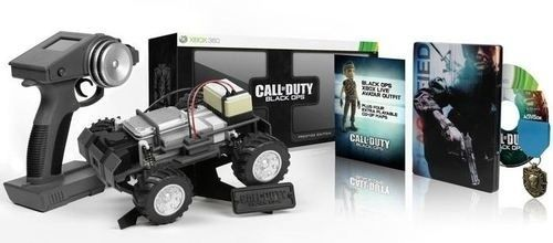 Radiografisch Bestuurbaar Wagen Met Camera Bij Collector's Edition Call of Duty: Black Ops
