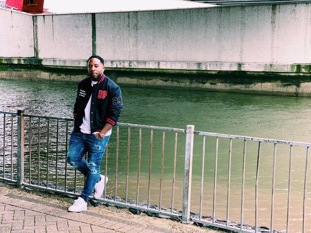 Rapper Winne Ode aan de toekomst