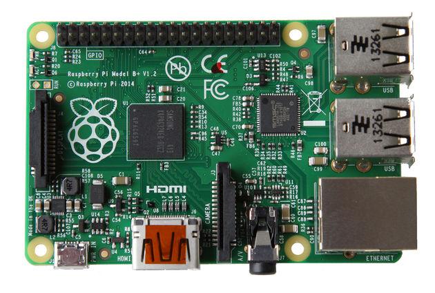 Raspberry-Pi-afbeelding