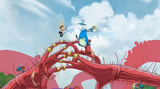 Rayman is gaaf! (zonder de *$%! Rabbids)