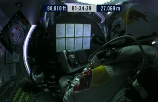Red Bull Stratos5