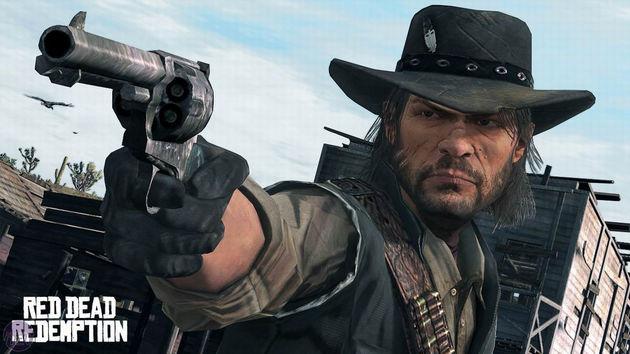 Red Dead Redemption Verkozen Tot Game Van Het Jaar
