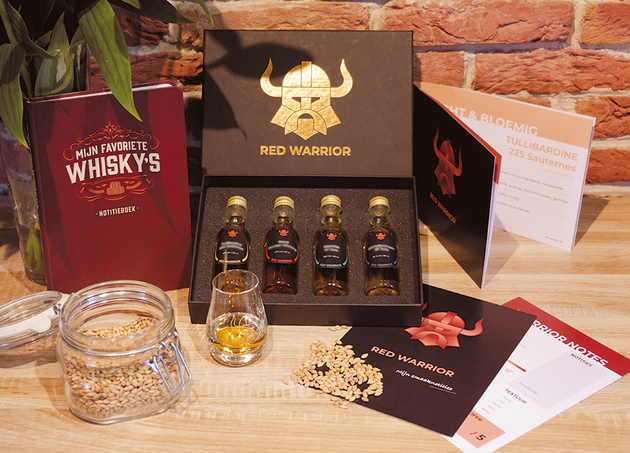 ​Red Warrior wil een gids zijn in de whisky-jungle