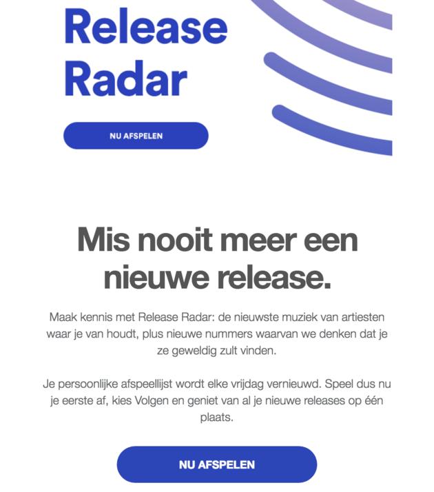 release-radar
