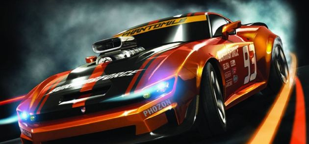 Ridge Racer 3DS heeft toch te weinig dimensie