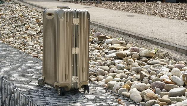 Rimowa koffer 4-wiel Topas.