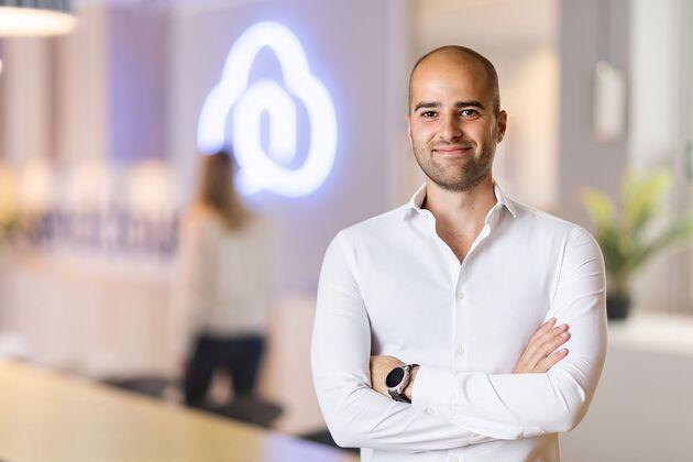 Rob van den Heuvel, CEO en Co-founder