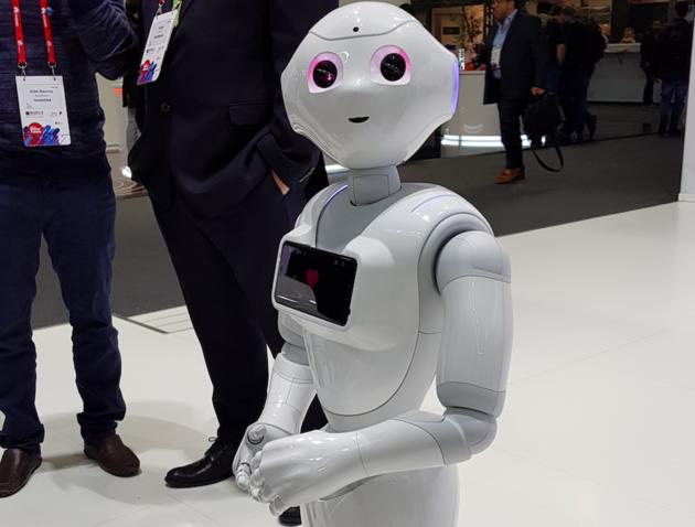 Robotisering MWC2018